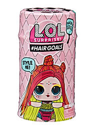 L.O.L. Surprise Hairgoals Makeover Series 2 with 15 Surprises