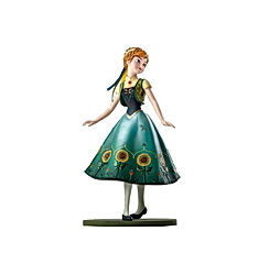 Anna as Seen in Frozen Fever Stone Resin Figurine