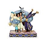 Aladdin Group Hug Statue Standard