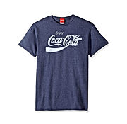Coca-Cola Men's Eighties Coke Short Sleeve T-Shirt