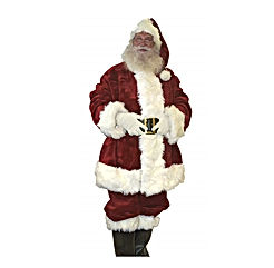 Top of the Line Santa Suit