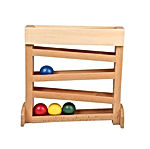 EOFEEL Montessori Material Ball Tracker Baby Wooden Toys