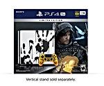 PlayStation 4 Pro 1TB Limited Edition Console - Death Stranding Bundle