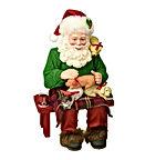 Santa and his Pets Long Winter's Nap
