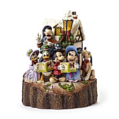Disney Traditions by Jim Shore Mickey and Friends