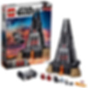 LEGO Star Wars Darth Vader's Castle