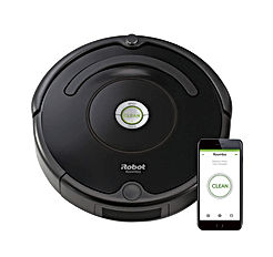 Robot Vacuum-Wi-Fi Connectivity, Works with Alexa, Good for Pet Hair