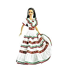 Festivals of the World - Cinco De Mayo Barbie Doll