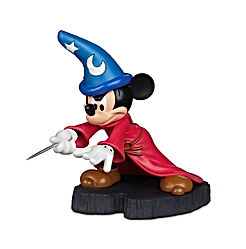 Disney Parks Sorcerer Mickey Mouse Light Up Figurine