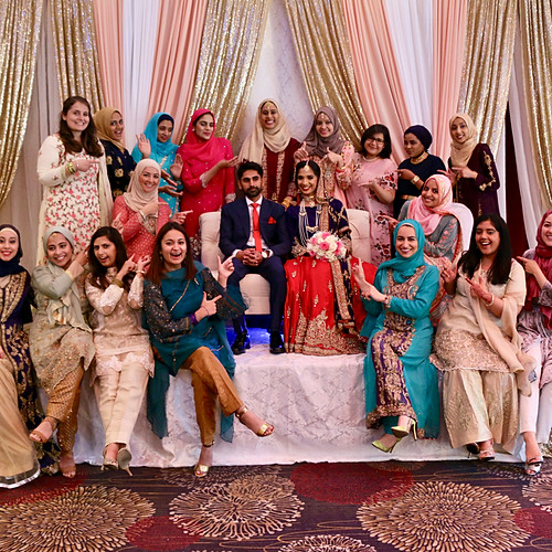 Chaudry-Warraich Wedding