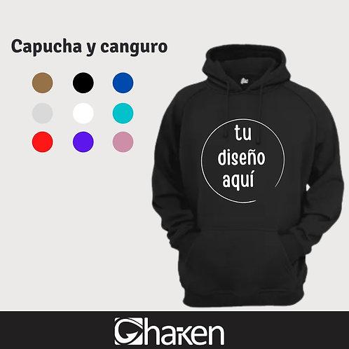 Capucha y Canguro