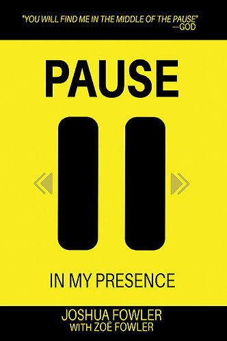 Pause In My Presence