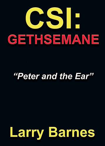 CSI: Gethsemane