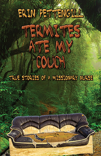 Termites Ate My Couch