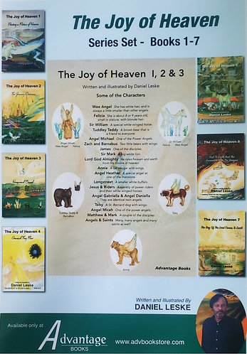The Joy of Heaven  7 Book Series