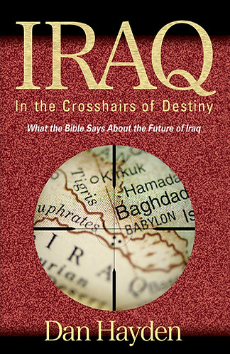 Iraq: In the Crosshairs of Destiny HC