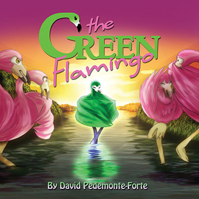 The Green Flamingo
