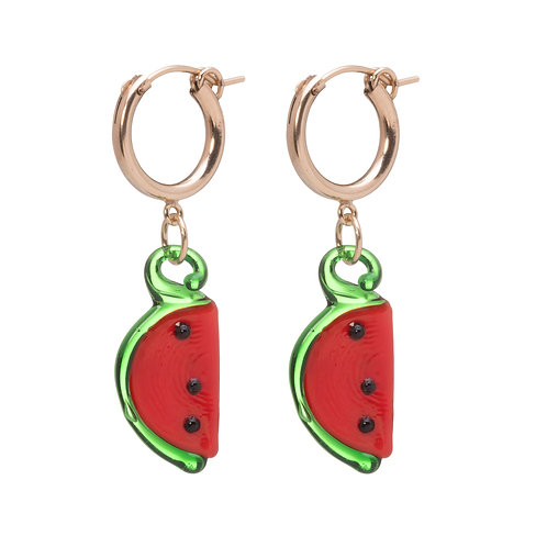 Sandía Earrings