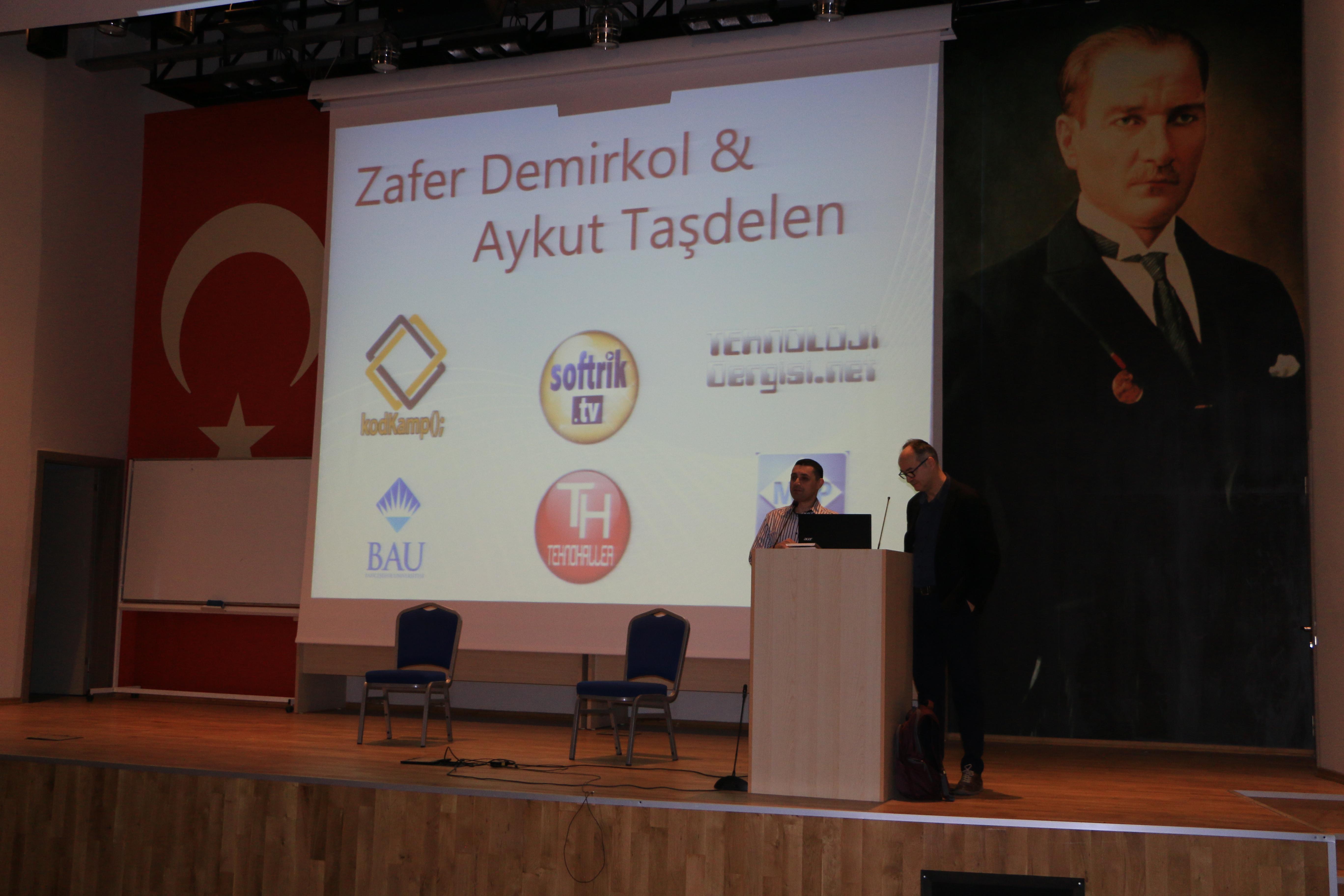 Aykut Taşdelen&Zafer Demirkol