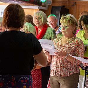 Salisbury Breathless Singers