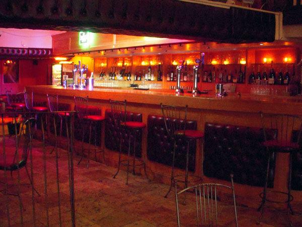Vestry Bar Balcony VIP Booking