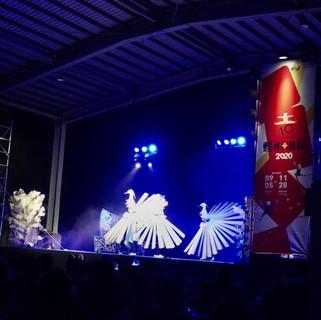 《飛飛飛》台南善化演出