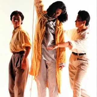 舞蹈空間第7號作品《相/貌》