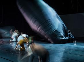 舞蹈空間 X 瑪芮娜‧麥斯卡利《媒體入侵》