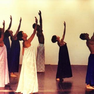 舞蹈空間第5號作品《一九九二年秋季公演-三打白骨精》