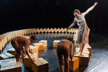 舞蹈空間 x 瑪芮娜‧麥斯卡利《沉睡的巨獸》