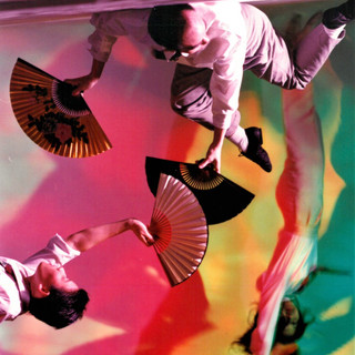 舞蹈空間第9號作品《積雨雲‧雷陣雨》