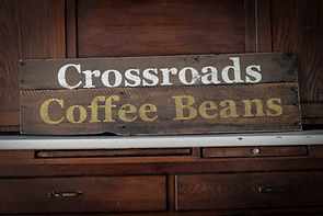 Crossroads Coffee Gray, Maine
