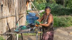 Washing at Home_Richard Speirs