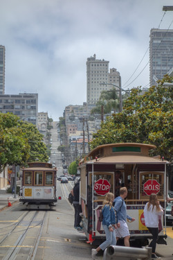 Tim Parmley_San Francisco Trams