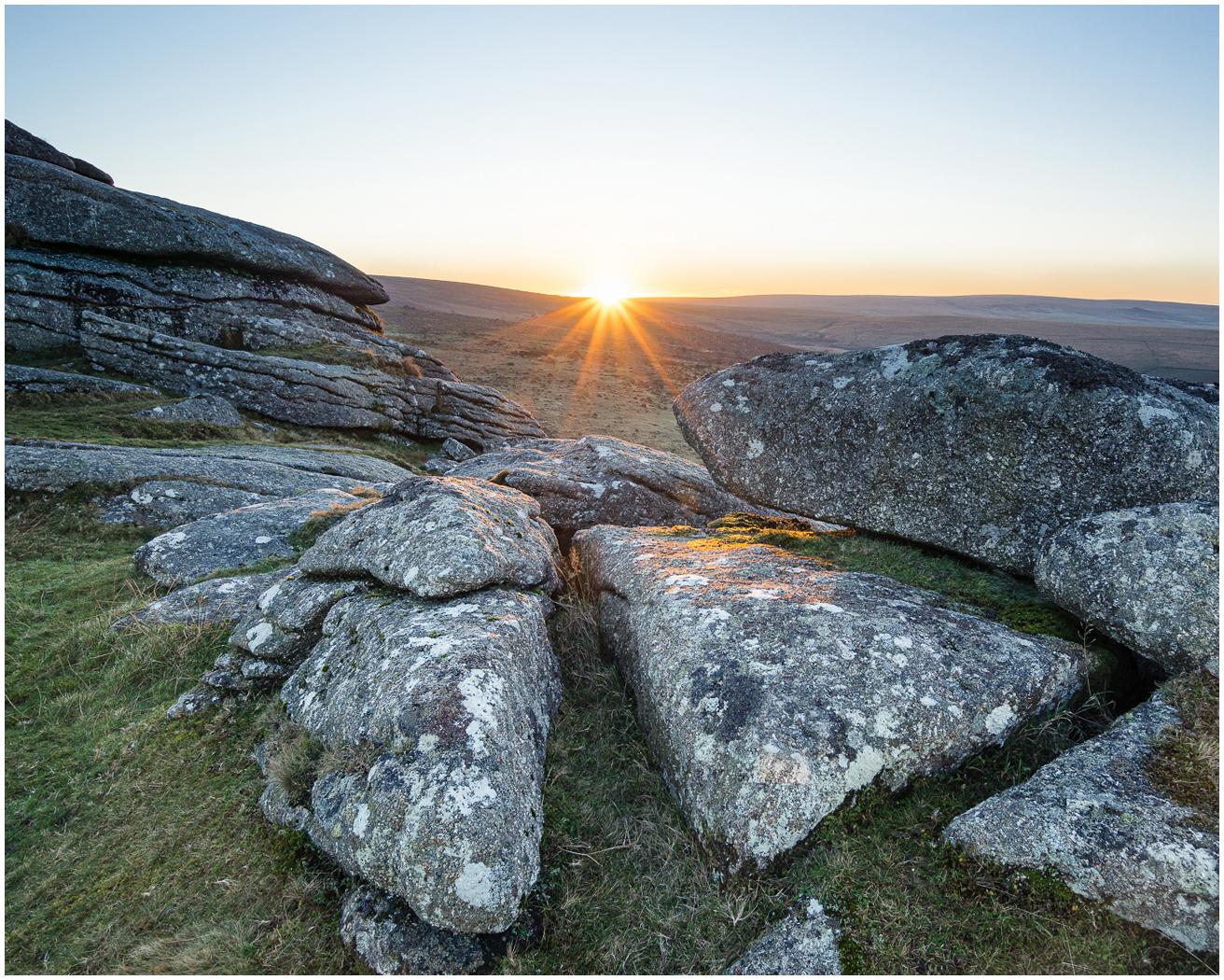 044  Moorland Sunrise