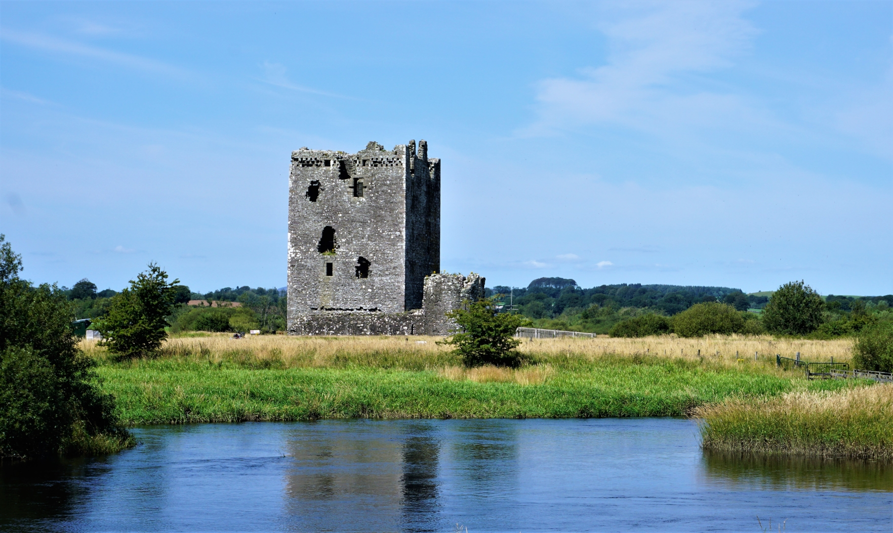 0945_Threave Castle_Donald McCutcheon