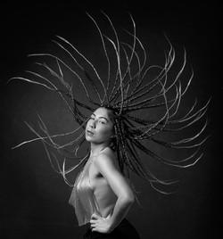 054  Medusa Hair