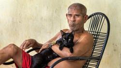 Richard Speirs_Cat Man