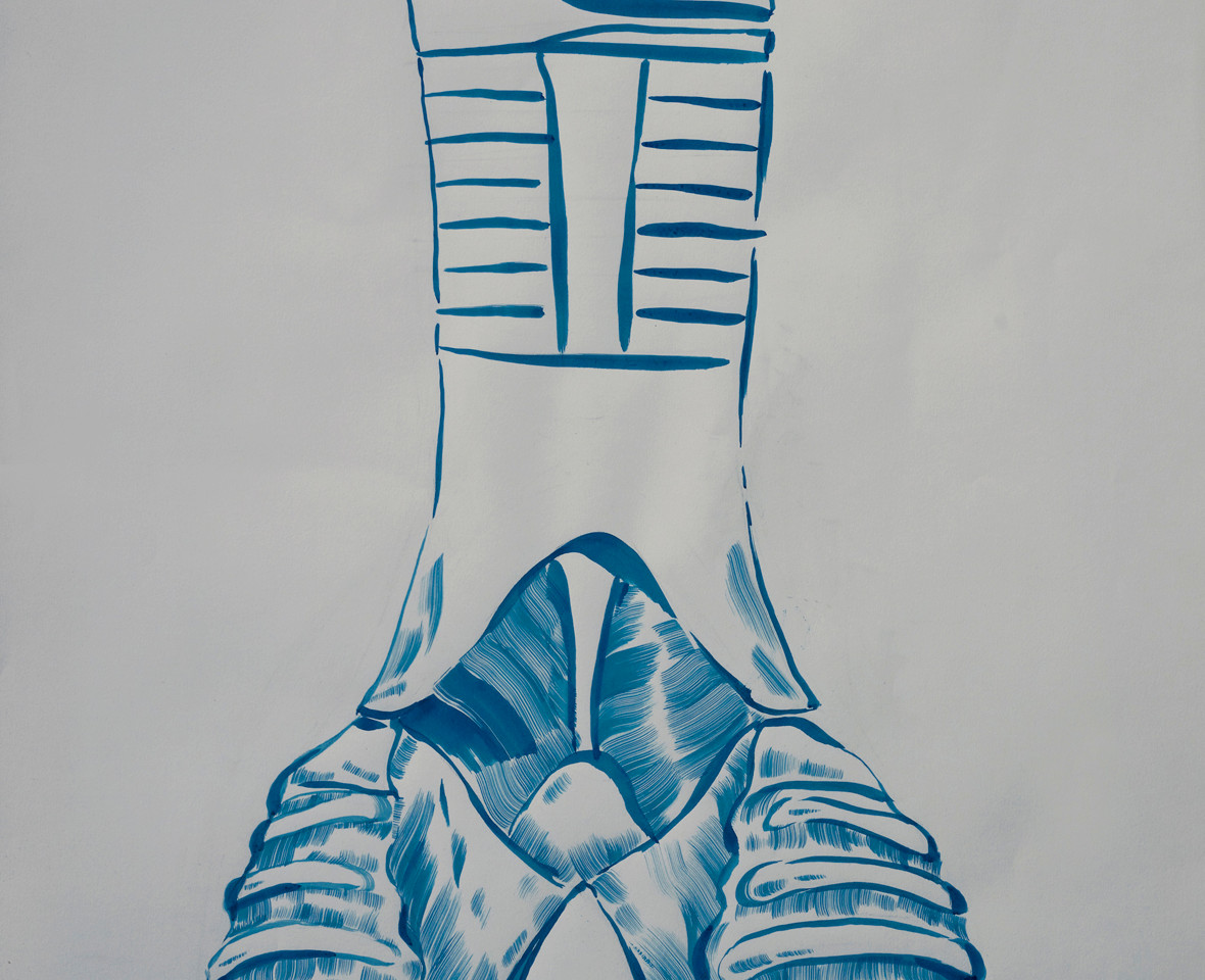 Caudal Larynx of The Gander
