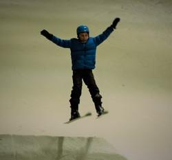 Donald McCutcheon_Ski Jump