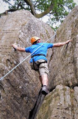 Donald McCutcheon_Climbing High