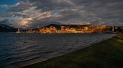 Ian Gregory_Sunset Over Kelowna
