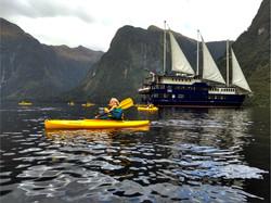 David Mitchell_Kayaking