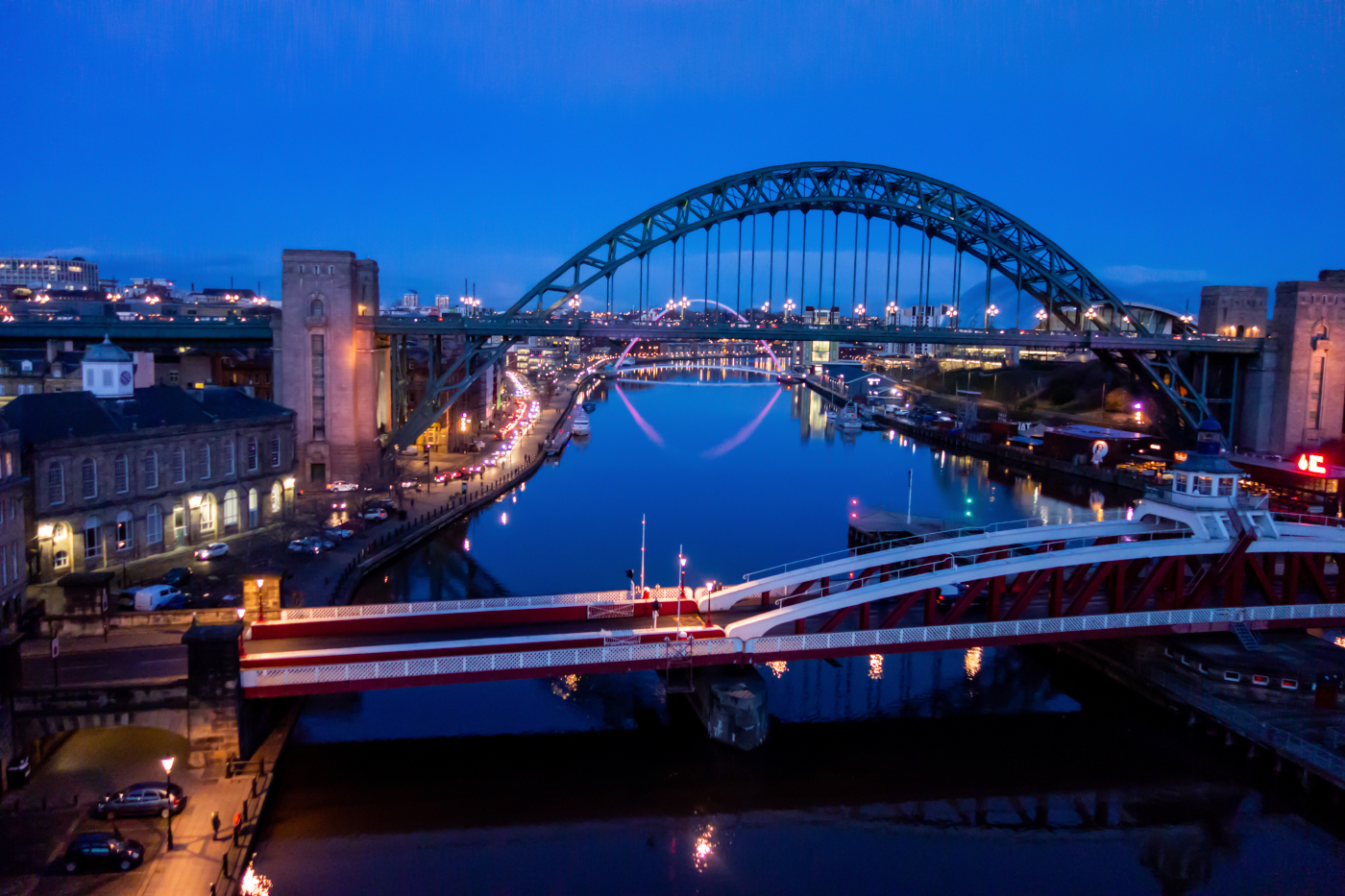 Newcastle evening_Tim Parmley