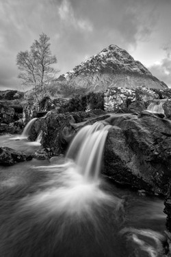Fred Bell_Loooking Towards Buachaille Et