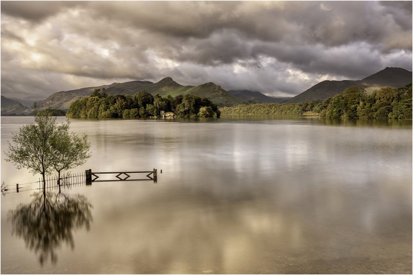 Derwent Water Dawn