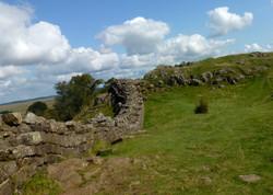Roman wall_Tim Parmley