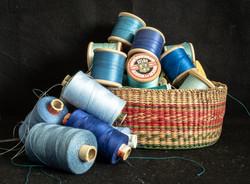 Cotton reels_Catherine White