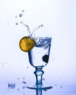 Olive,splash And Crown