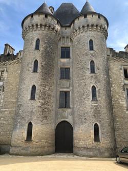 Martin Riley_A French Chateau  1